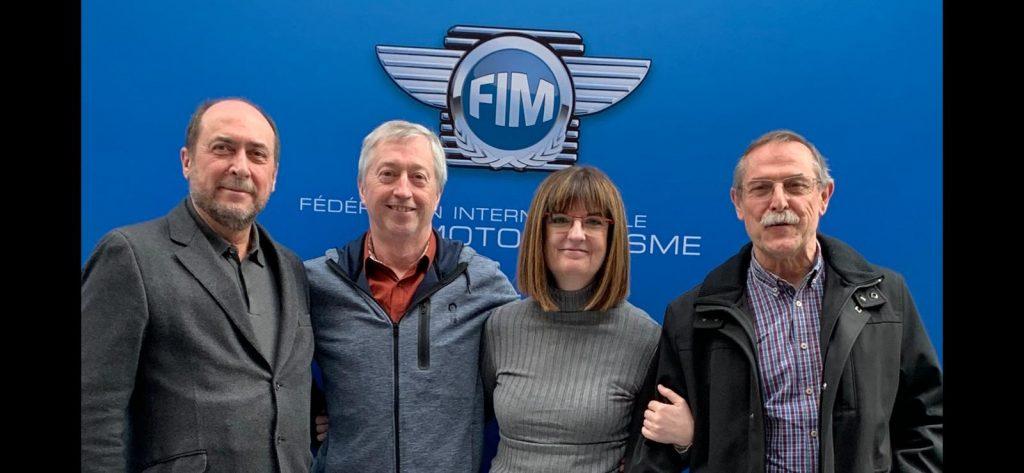 Médicos encargados de los circuitos españoles de MotoGP